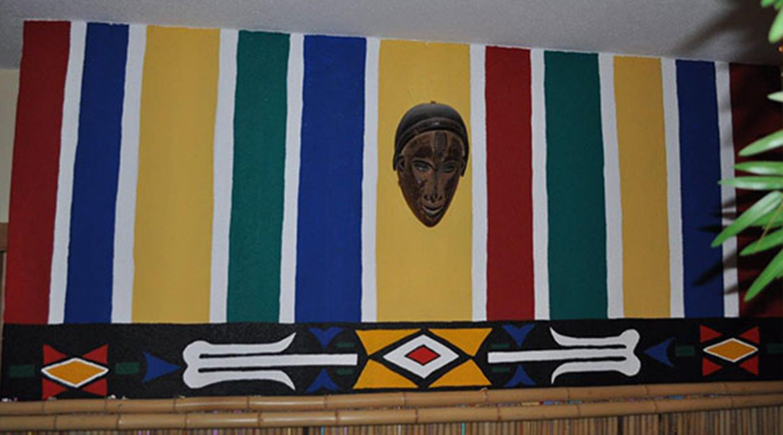 Afrika-Sauna